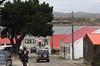 Heading Uptown, Stanley, Falklands