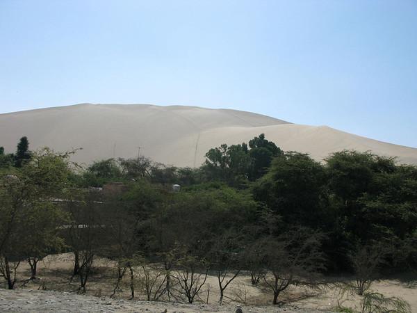 Huacachina and Mancora