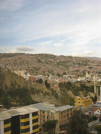 La Paz, Bolivia and Cusco, Peru