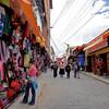 Shopping in La Paz