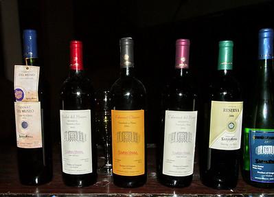Santa Rosa wines