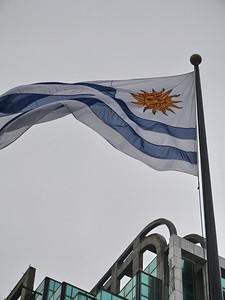 Uruguayian flag