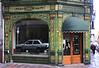 Art Nouveau Tiled Façade