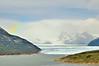 Rainbow over Perito Moreno Glacier