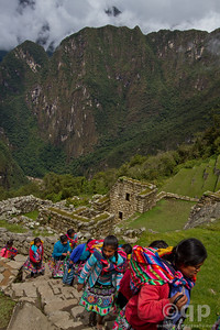 PERUVIAN SCHOOL FIELD TRIP TO MACHU PICCHU
