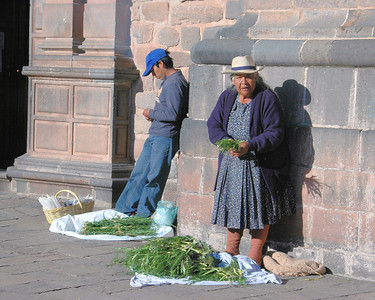 Cuzco and Chinceros