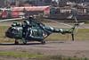 "EP-664 Mil Mi-171Sh ""Peruvian Army"" c/n 171Sh00604105310U Cuzco/SPZO/CUZ 03-05-16"