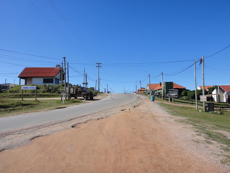 Downtown Punta Del Diablo