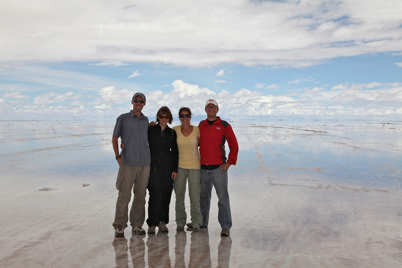 Salt Flats Tour, Uyuni, Bolivia