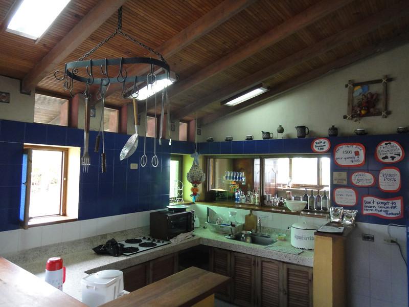 La Serrana Kitchen