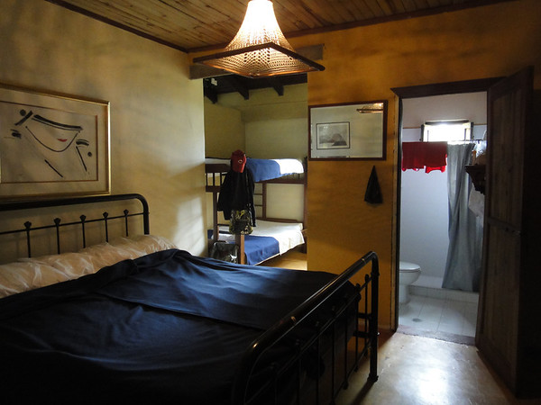 La Serrana Private Bedroom