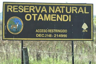 Otamendi Nature Reserve