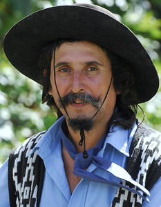 This guy could star in any spaghetti western.