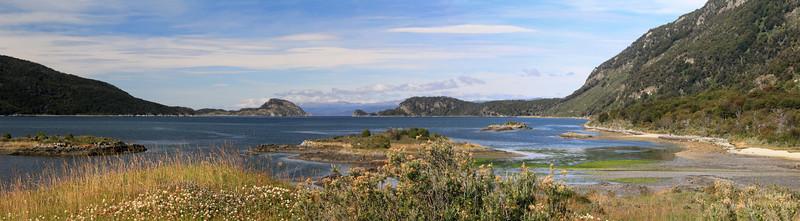 Bahia Lapataia, Tierra del Fuego NP, Panorama