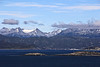 Uschuaia Light in Beagle Channel