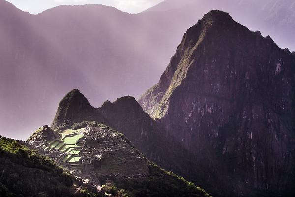 Mountain Citadel