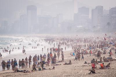Copa Cabana Beach