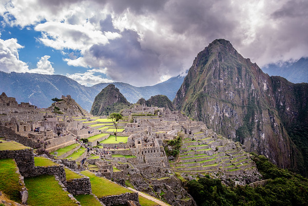 Incan City