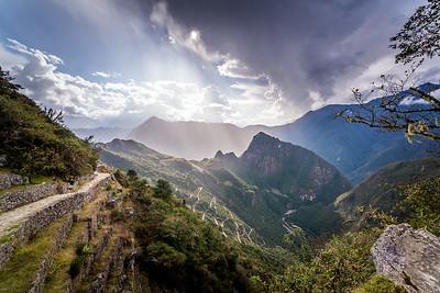 The Road to Machu Picchu