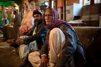 Kharadar Market, Karachi