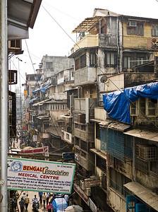 Zaveri Jeweler's Bazaar, Bombay