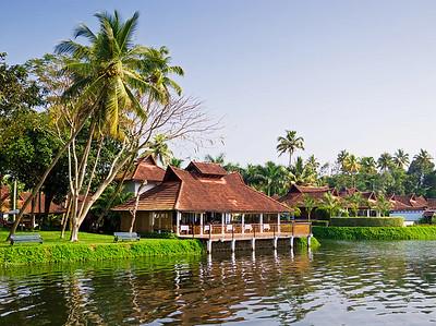 Lake Vembanad, Kerala, 2010