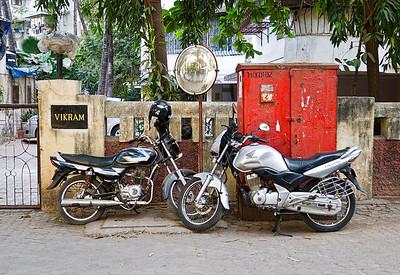 Near Juhu, Bombay