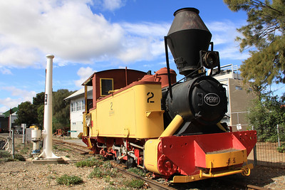 National Rail Museum, Adelaide