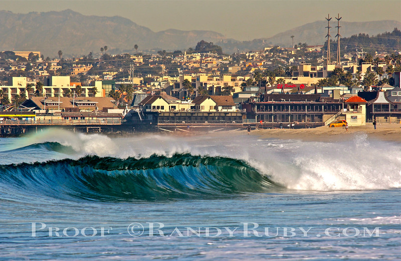 Rb Pier with Topaz Tower.~<br /> Taken: 12-28-11