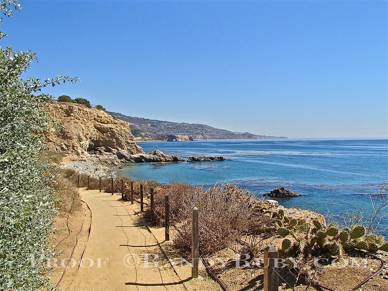 Terranea Resort, trail to the beach..<br /> Taken: 10/15/13