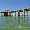 Randy Ruby Beach Photography <br /> Taken: 12-26-13 Manhattan Beach Pier.~
