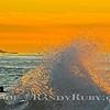 Sunset Backwash.~<br /> 11-24-13