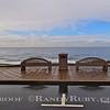 Esplanade Bench, RB.<br /> 12/7/13