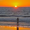 Steven Heibert Fishing at Sunset.~<br /> Taken: 10-16-12