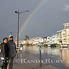 Double Rainbow In Redondo Beach~