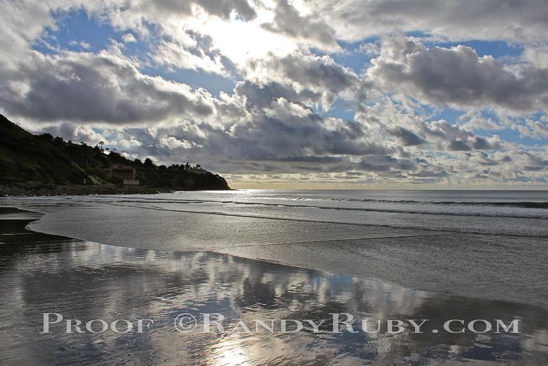 Rat Beach Reflections.~<br /> 3/1/15