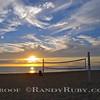 Burn Out Volleyball,  Redondo Beach. Ca.<br /> Taken: 6-10-13
