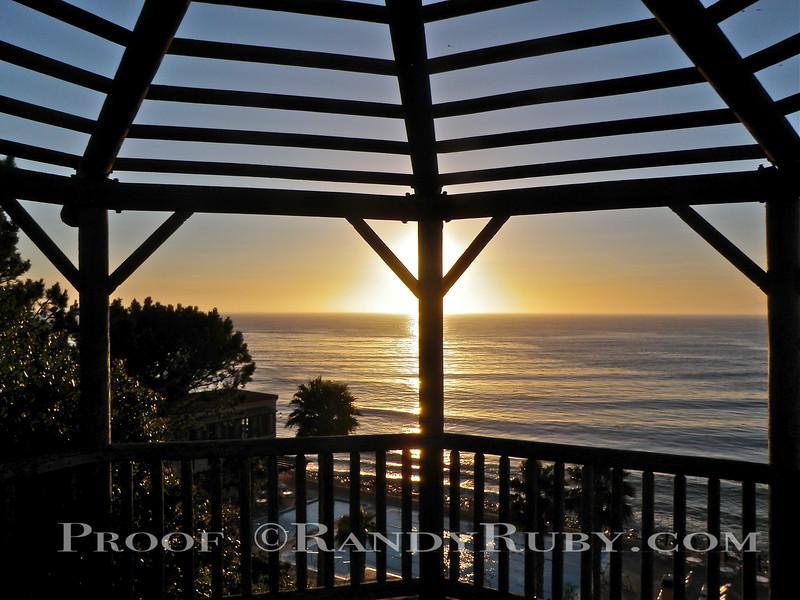 Palos Verdes Beach Club & Gazebo.~ <br /> Taken: 5/20/11