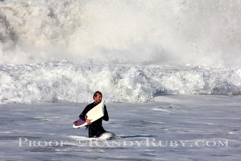 Dan Connell can afford a new board after this wave~