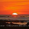Tide Pool Sunset~