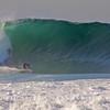 "Big Wave Challenge Winner ""South Bay 2012""<br /> Dan Connell  ""Redondo Breakwall"""