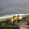 """Peace Bra Rainbow"""