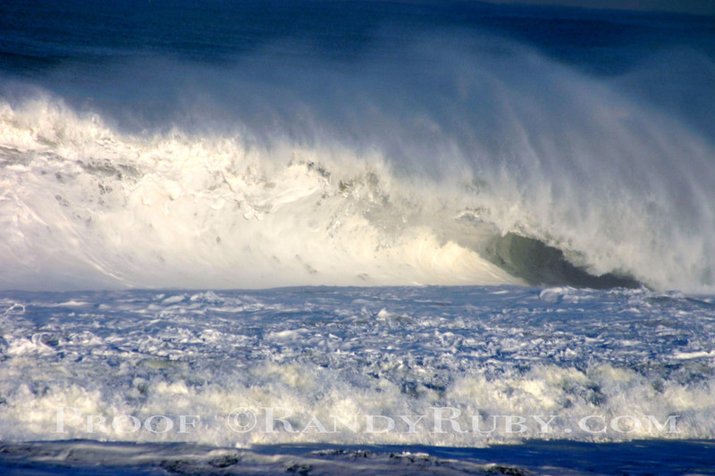 Winter Surf  1-23-10