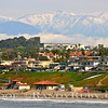 Torrance Beach Tower & Surfside Grill~<br /> Taken: 1-26-10