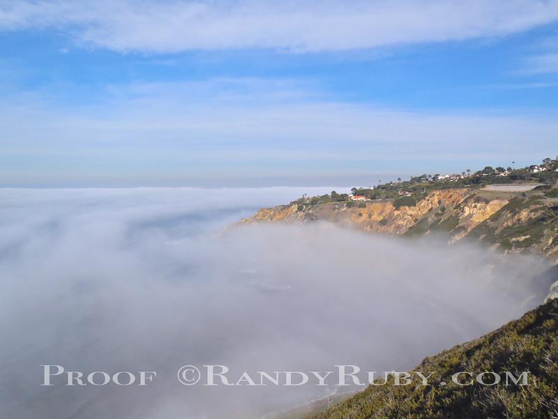 Cove Fog   Taken 12 11 2010
