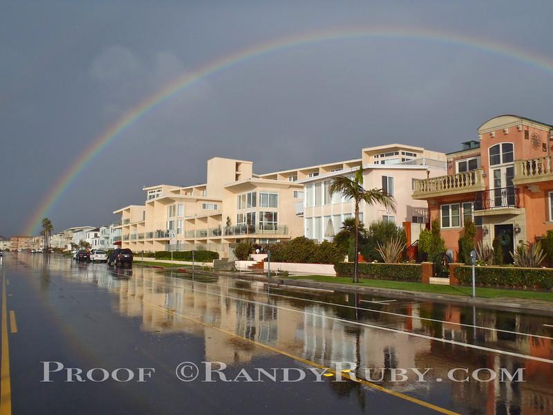 Esplanade Rainbow.~<br /> Taken: 12-12-11