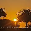 Neighborhood Church Sunset Rays.~<br /> Taken: 3-22-13