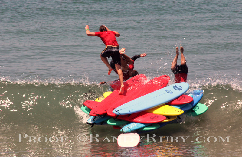 "Beach Sport Surf Camp  with  ""Jo Ambrosi"""