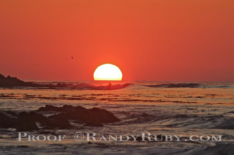 Sunset Surf.~<br /> Taken: 11/8/11