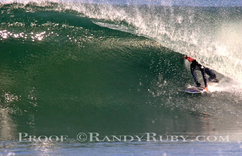 Artist & Great Surfer:  Patrick Parker~